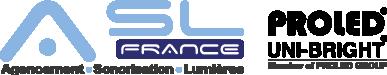 ASL France ➨ Solutions d'éclairage à LED